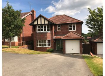 Thumbnail 4 bed detached house for sale in Eirias View, Colwyn Bay
