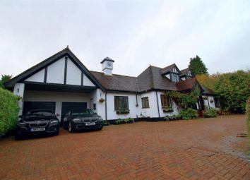 Chobham Road, Sunningdale, Ascot SL5. 4 bed detached house for sale