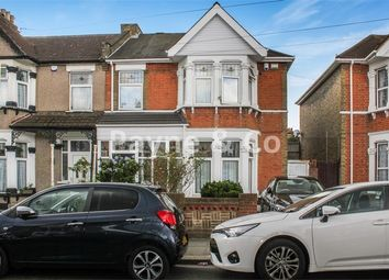 Thumbnail 4 bedroom end terrace house for sale in Castleton Road, Goodmayes, Essex