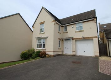 Thumbnail 4 bed detached house for sale in Lower Trindle Close, Chudleigh, Newton Abbot