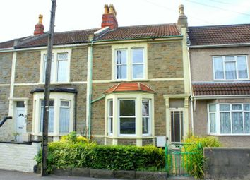 Thumbnail 4 bed terraced house to rent in Berkeley Road, Fishponds, Bristol