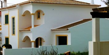 Thumbnail Land for sale in Land For A Villa In Algarve, Portugal, Burgau, Lagos, West Algarve, Portugal