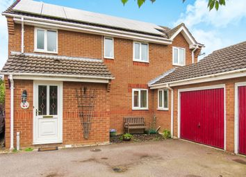 Thumbnail 4 bedroom detached house for sale in Factory Lane, Roydon, Diss