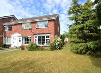 Thumbnail 2 bed semi-detached house for sale in Millfield Glade, Harrogate, North Yorkshire