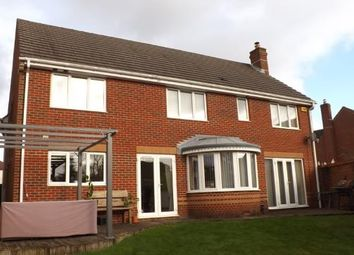 Thumbnail 5 bed detached house for sale in Sarisbury Green, Southampton, Hampshire