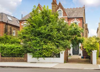 Thumbnail 5 bedroom semi-detached house for sale in Chiswick Lane, Chiswick, London