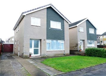 Thumbnail 4 bed detached house for sale in Heol Urban, Cardiff