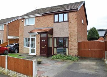 Thumbnail 2 bedroom semi-detached house for sale in Broad Meadow, Lostock Hall, Preston