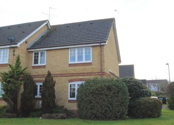 Thumbnail 1 bed town house for sale in Carnation Way, Aylesbury