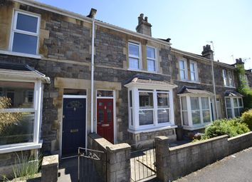 Thumbnail 3 bed terraced house for sale in St. Johns Road, Lower Weston, Bath