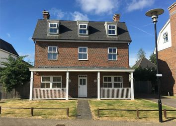 Thumbnail 6 bed detached house for sale in Sherbrooke Way, Worcester Park, Surrey