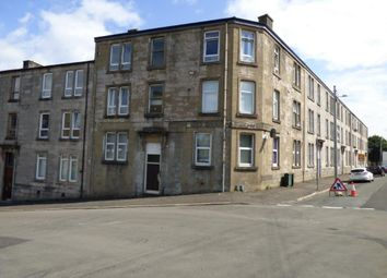 Thumbnail 1 bedroom flat for sale in Murdieston Street, Greenock