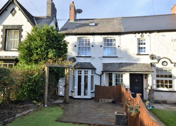 Thumbnail 3 bed terraced house for sale in Fronheulog, Cemmaes, Machynlleth, Powys