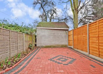 Thumbnail 3 bed terraced house for sale in Park Avenue, East Ham, London