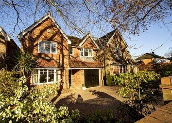 Thumbnail 4 bed detached house for sale in Nine Mile Ride, Wokingham, Berkshire