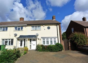 Thumbnail 3 bed end terrace house for sale in Clyde Road, Stanwell, Staines