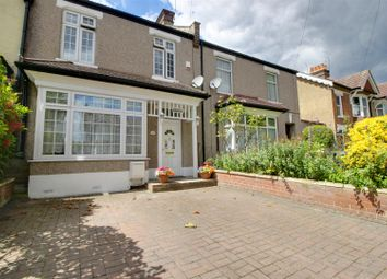 Thumbnail 4 bed terraced house for sale in Wellington Road, Enfield