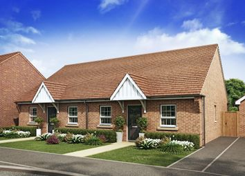 "Thumbnail 2 bedroom bungalow for sale in ""Burleigh"" at Station Road, Langford, Biggleswade"