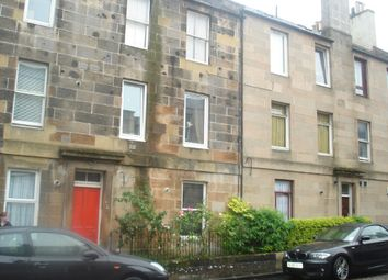 Thumbnail 1 bed flat to rent in Prince Regent Street, Leith, Edinburgh