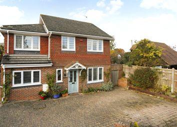 Thumbnail 4 bed detached house for sale in Long Mill Lane, Plaxtol, Sevenoaks, Kent