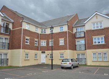 Thumbnail 2 bedroom flat for sale in Leopold House, Albert Court, Sunderland, Tyne And Wear