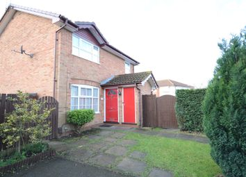 Thumbnail 1 bed property to rent in Lysander Close, Woodley, Reading