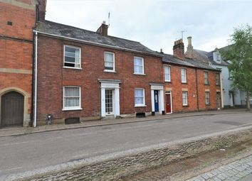 Thumbnail 3 bed terraced house for sale in Castle Street, Tiverton