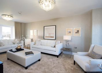 """Thumbnail 4 bed detached house for sale in """"The Tetbury"""" at Burton Street, Market Harborough"""