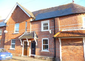 Thumbnail 2 bed end terrace house to rent in Newtown Road, Newbury