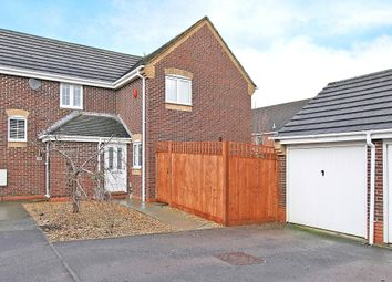 Thumbnail 3 bed semi-detached house for sale in Moneyer Road, Andover
