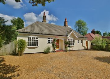 Thumbnail 4 bed detached bungalow for sale in Boulton Road, Thorpe St. Andrew, Norwich