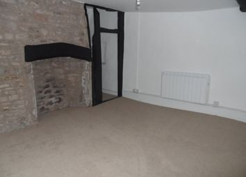 Thumbnail 1 bed flat to rent in Cross Street, Abergavenny