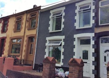 Thumbnail 2 bed terraced house for sale in Ynyscynon Road, Tonypandy, Mid Glamorgan
