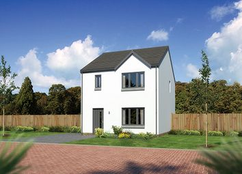 "Thumbnail 3 bed detached house for sale in ""Castlevale"" at Greystone Road, Alford"