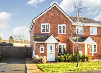 Thumbnail 3 bedroom semi-detached house to rent in Purlin Wharf, Netherton, Dudley, West Midlands