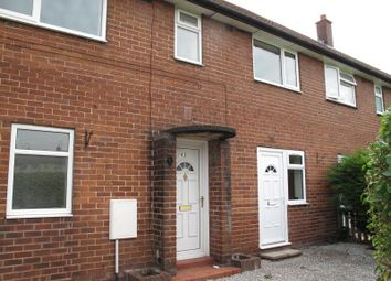 Thumbnail 1 bed flat to rent in 43A, Woolston Avenue, Congleton