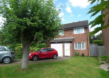 Thumbnail 3 bedroom detached house for sale in Teasel Avenue, Conniburrow, Milton Keynes, Buckinghamshire