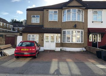 Thumbnail 3 bed flat to rent in Inglehurst Gardens, Ilford