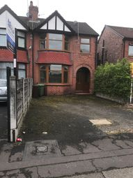 Thumbnail 4 bed terraced house to rent in Brooklands Rd, Crumpsall