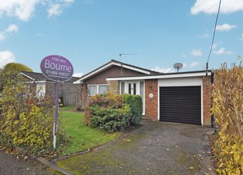 Thumbnail 3 bed detached bungalow for sale in Flexford Road, Normandy, Guildford