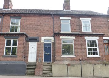 Thumbnail 2 bed terraced house for sale in Riverside Road, Norwich