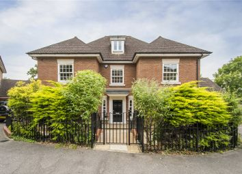 Thumbnail 5 bed detached house for sale in Dickenswood Close, London