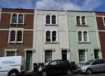 Thumbnail 1 bed flat to rent in Bath Buildings, Montpelier, Bristol
