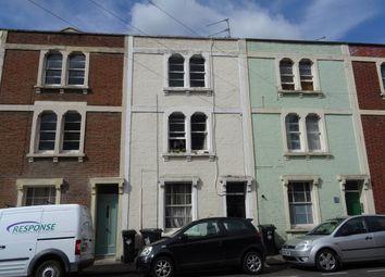 Thumbnail 1 bedroom flat to rent in Bath Buildings, Montpelier, Bristol