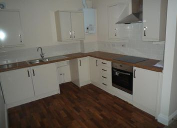 Thumbnail 1 bed flat to rent in Rear Flat Spa Road (Rear Flat), Hockley, Essex