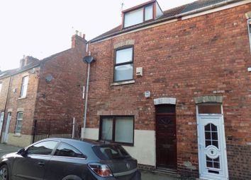 Thumbnail 3 bed end terrace house for sale in Tower Street, Gainsborough