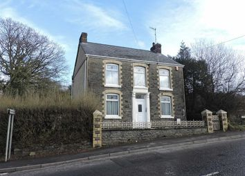 Thumbnail 3 bed detached house for sale in Commercial Road, Rhydyfro, Pontardawe, Swansea