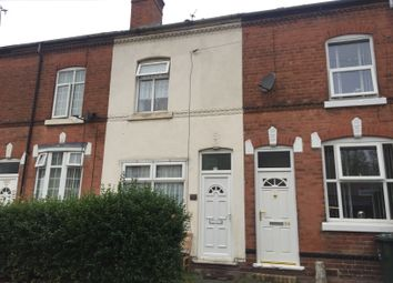 Thumbnail 3 bedroom terraced house to rent in West Bromwich Road, Walsall, West Midlands