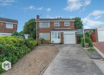 Thumbnail 4 bedroom detached house for sale in Langholm Drive, Bolton