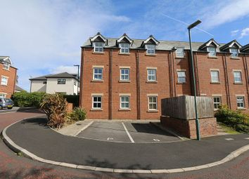 Thumbnail 2 bed flat for sale in Archers Court, Redhills Lane, Durham, Durham
